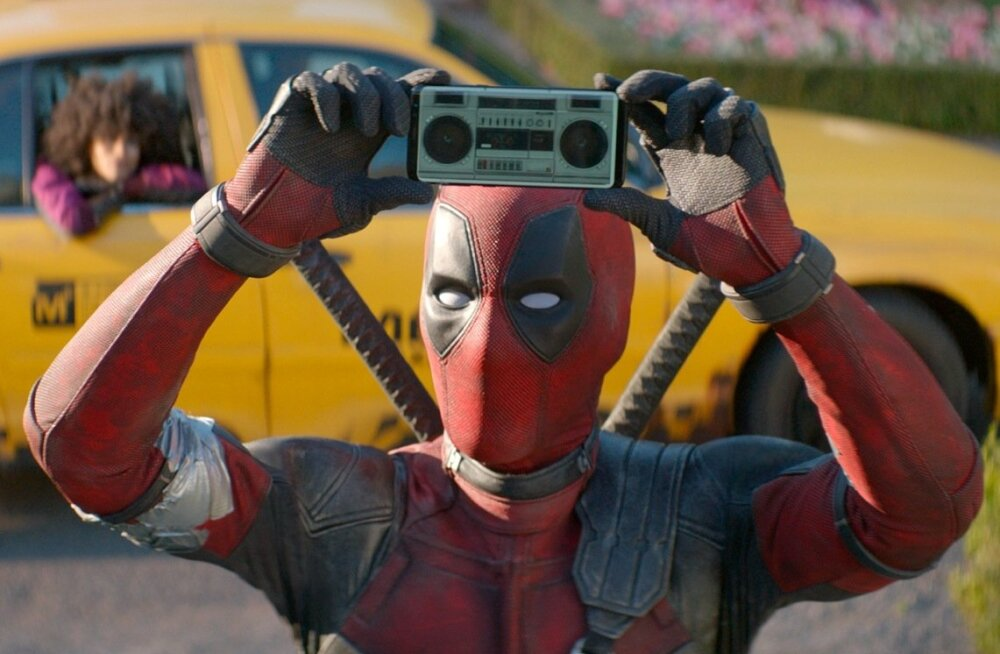 Film Review Deadpool 2