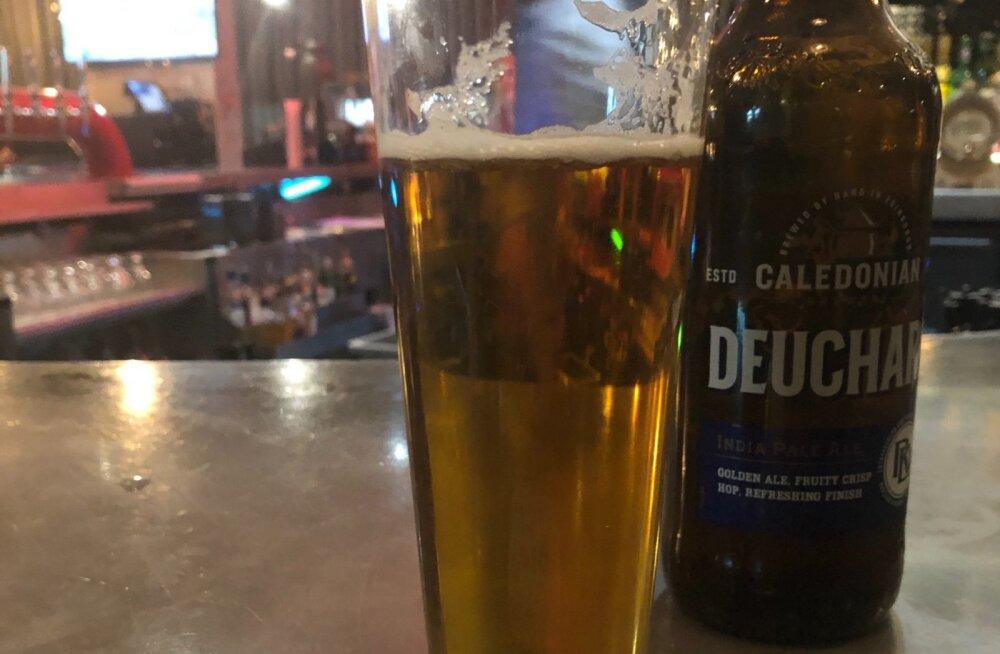 Õlu, mille eest tuli maksta ligi 100 000 Austraalia dollarit.