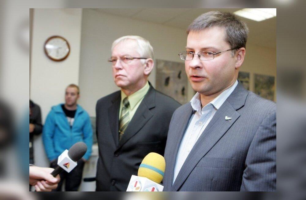 Rahvusradikaalid jäetakse Läti koalitsioonist välja