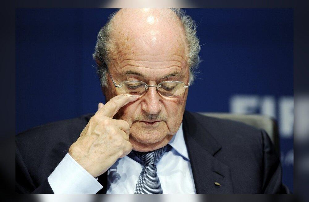 FIFA president: väravajoonetehnoloogiast on saanud vajadus!