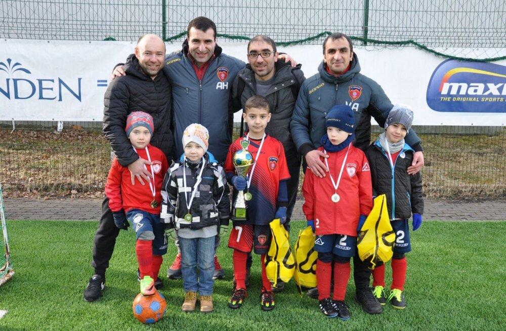 Jalgpalliklubi FC Ararat