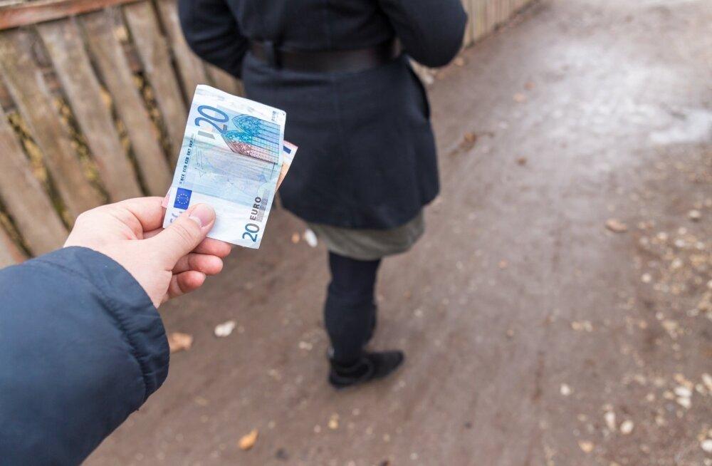 Need, kes maksavad oma lapse eest elatist, ärgu imestagu, kui uuest aastast tuleb 22 eurot rohkem välja käia, sest tänavu on elatise alammäär 292 eurot kuus ühe lapse kohta.