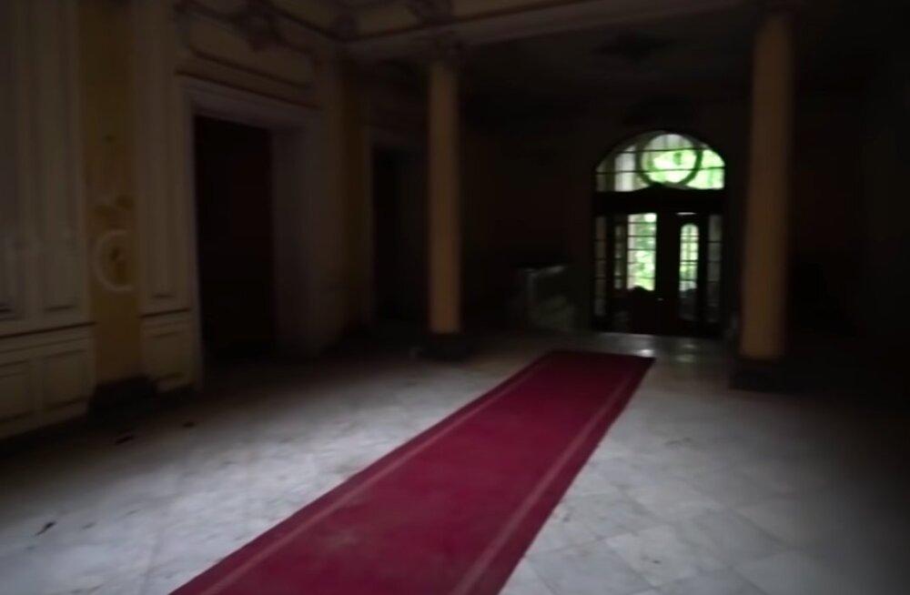 VIDEO | 12 megauhket, kuid hüljatud miljonäride villat, mis peidavad endas valgustkartvaid saladusi