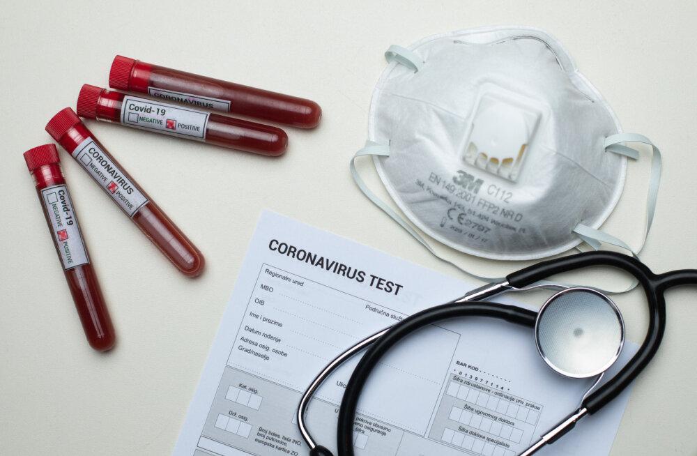 В Эстонии выявлено 205 случаев заражения коронавирусом, но на самом деле инфицированных больше. Обзор ситуации в стране