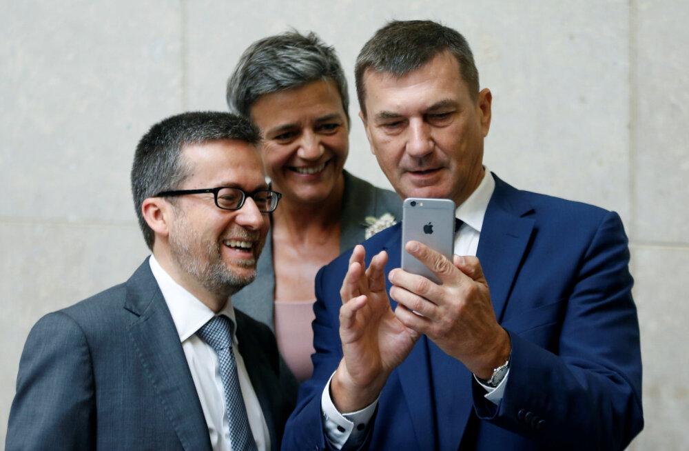 Isegi Andrus Ansip jahib Pokémone: Euroopa Komisjoni digivolinik kilkab sotsiaalmeedias: olen juba 11. levelil!