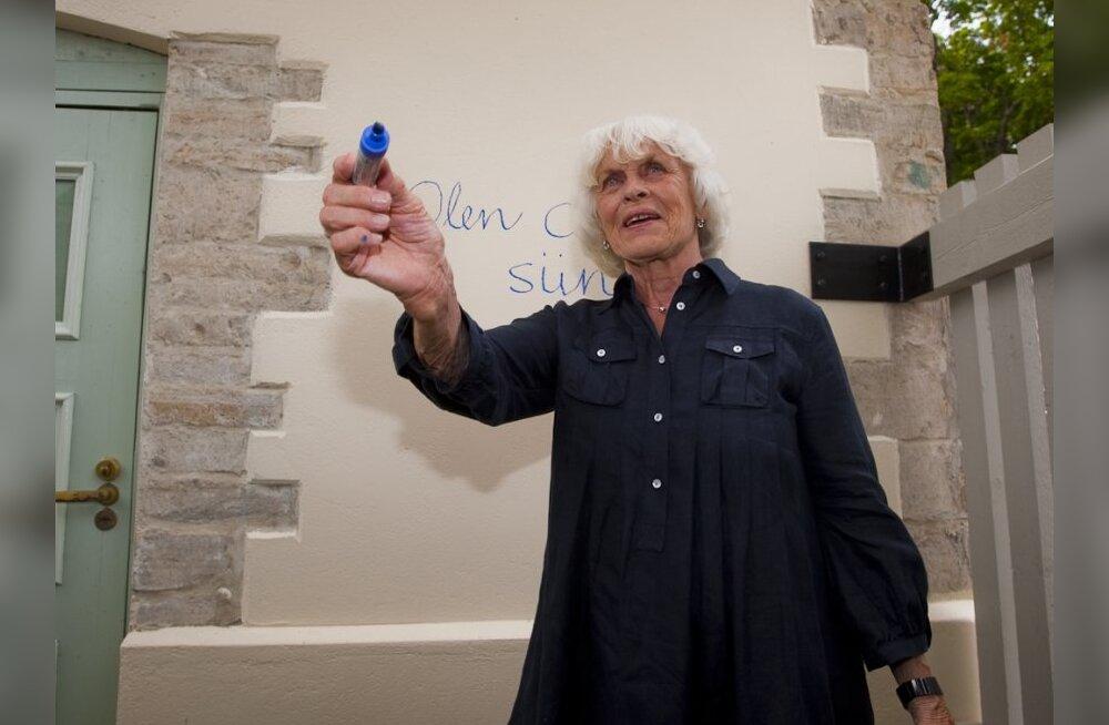 Tüli Ilon Wiklandiga maksab muuseumi-juhile töökoha