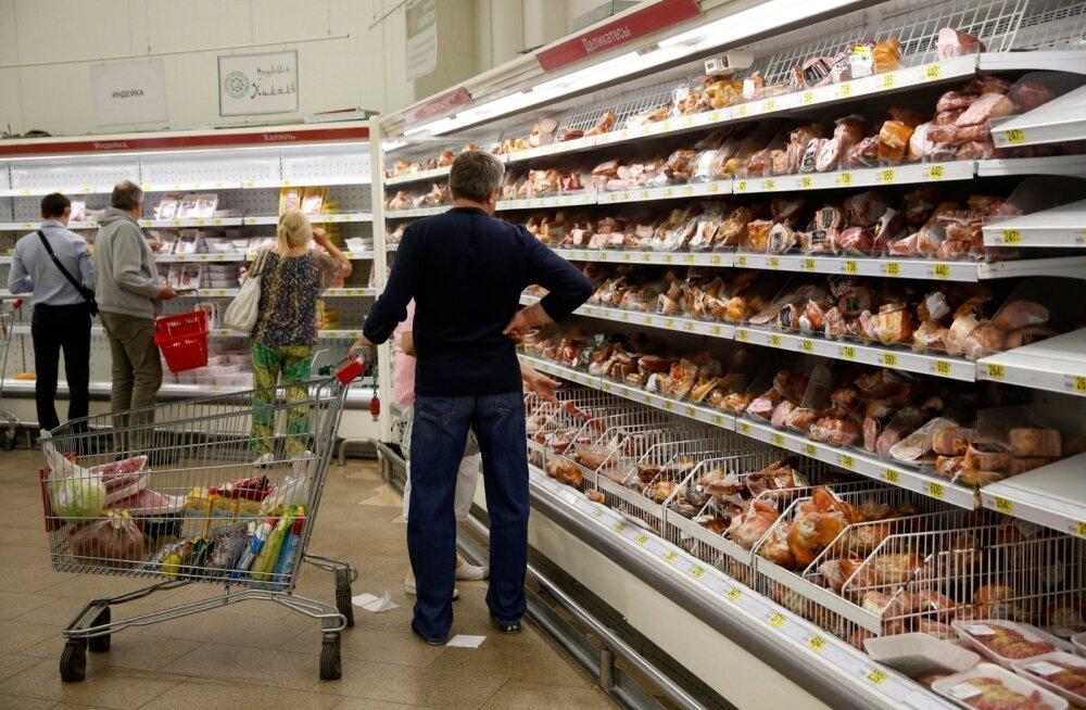Vene kultuuriministeerium pakkus patriotismi päevaks lääne toiduainete sisseveokeelu kehtestamise päeva