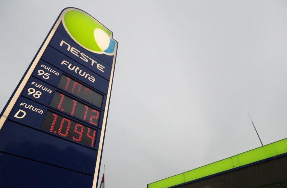 Neste uuendas oma bensiinide koostist