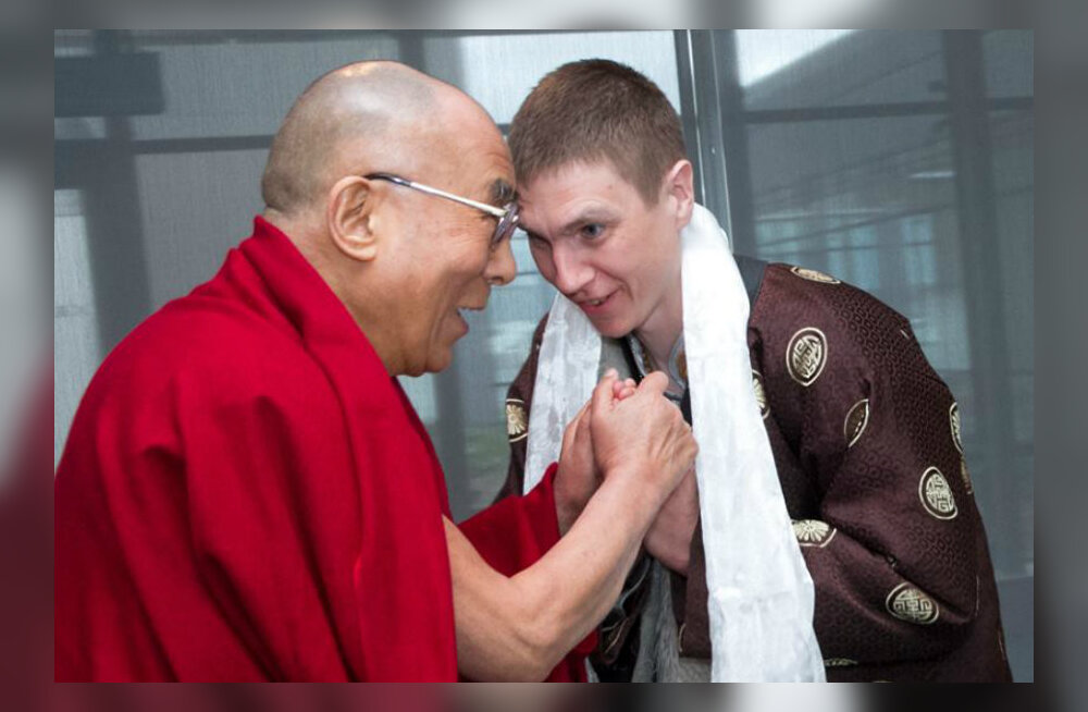 Eestlased sõidavad sel aastal jõuludeks Indiasse dalai-laama juurde õppima