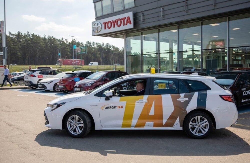 Tulika uued taksod.