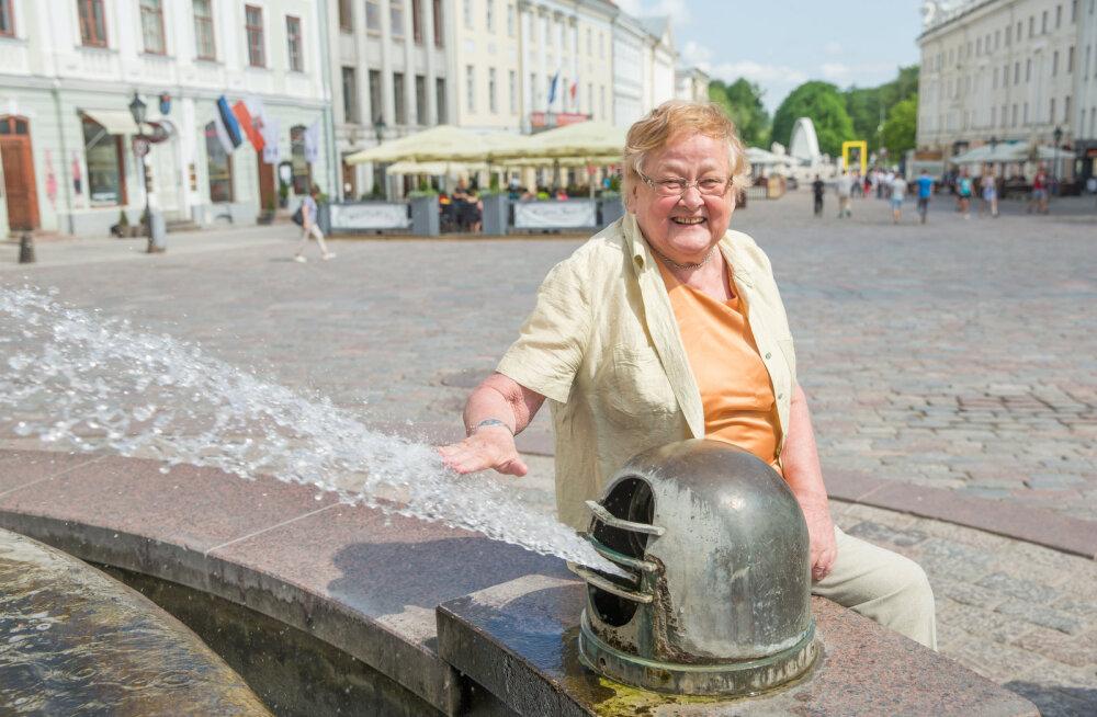 Ene Ergma: erakonna liikmed võivad lihtsalt Eesti üle irvitada!