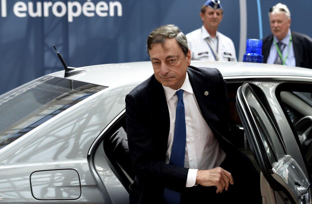 Euroopa Keskpank otsustas siiski jätkata likviidsusabi andmist Kreekale