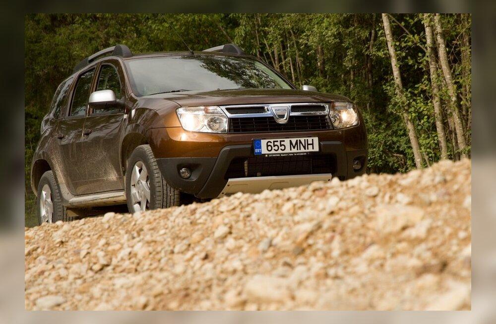 VW plaanib Dacia ja Datsuni konkurenti