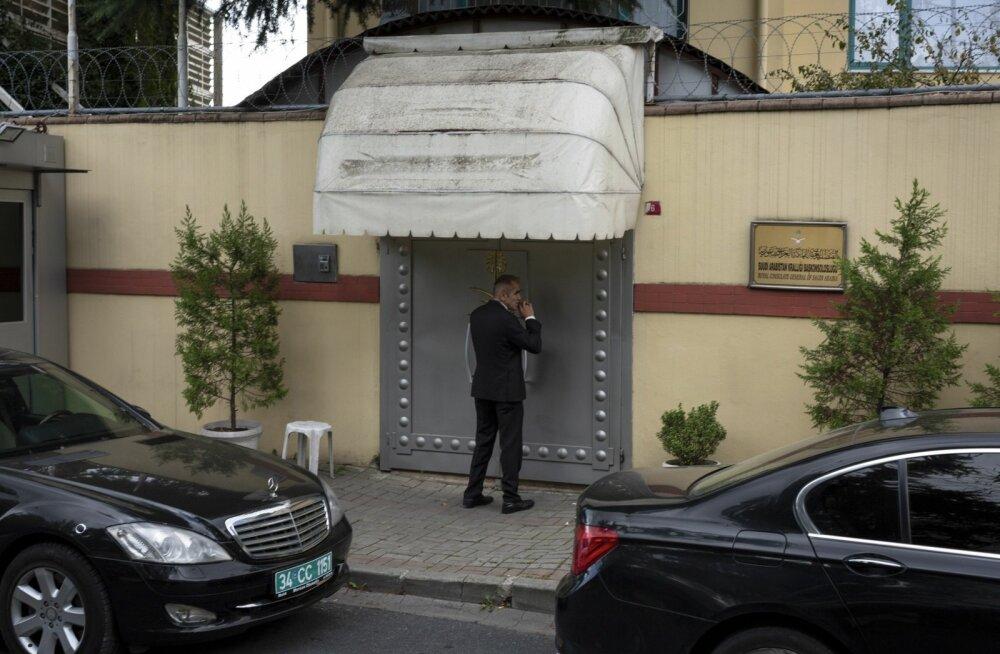 Türgi nõuab Saudi Araabialt tõestust, et kadunud ajakirjanik lahkus Istanbuli konsulaadist
