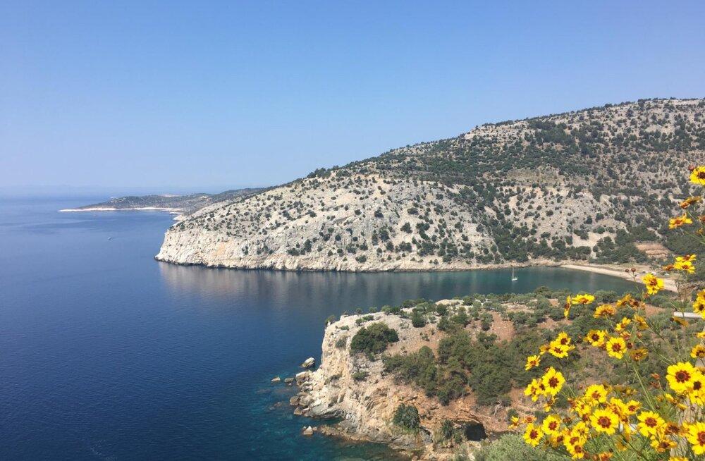 ФОТО: Древняя греческая жемчужина размером в 380 кв. км