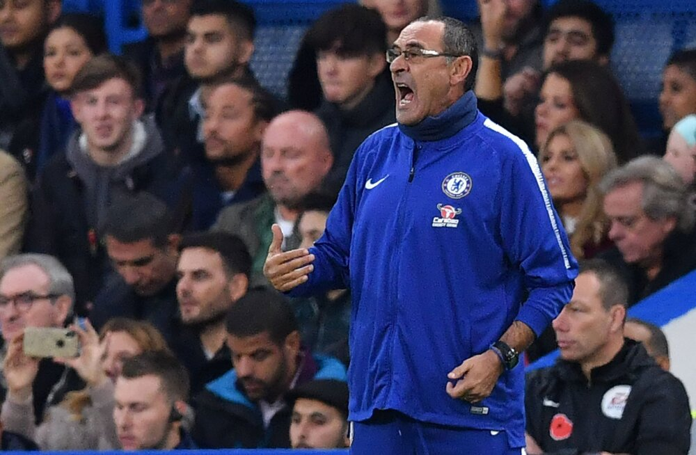 Chelsea peatreener kordas Premier League'i rekordit