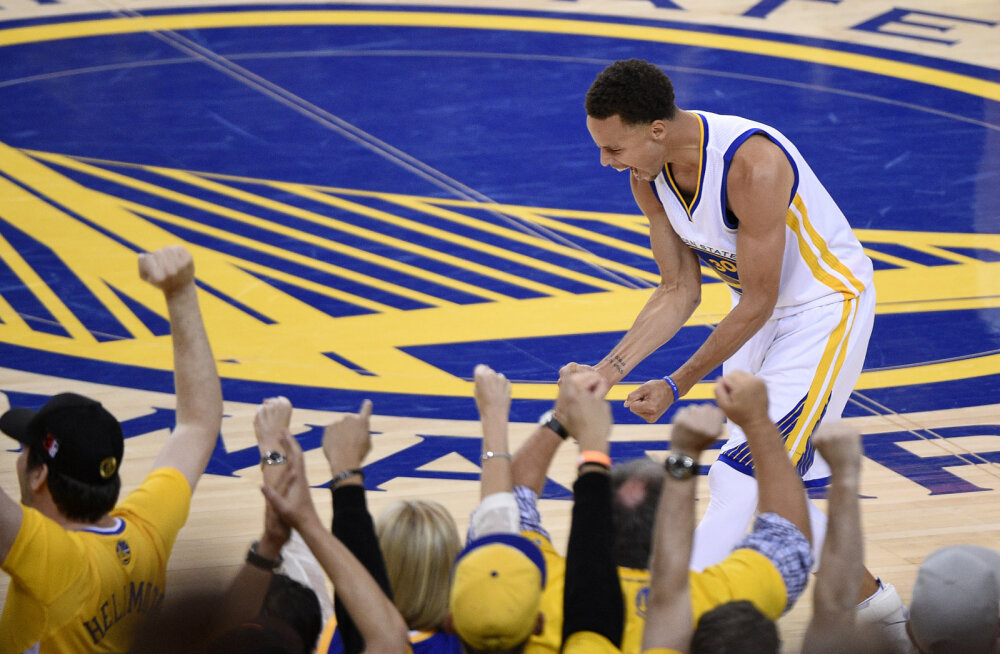 Golden State Warriorsi Stephen Curry