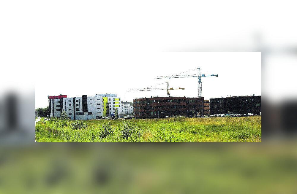 Viimsis avatakse uus kaubanduskeskus