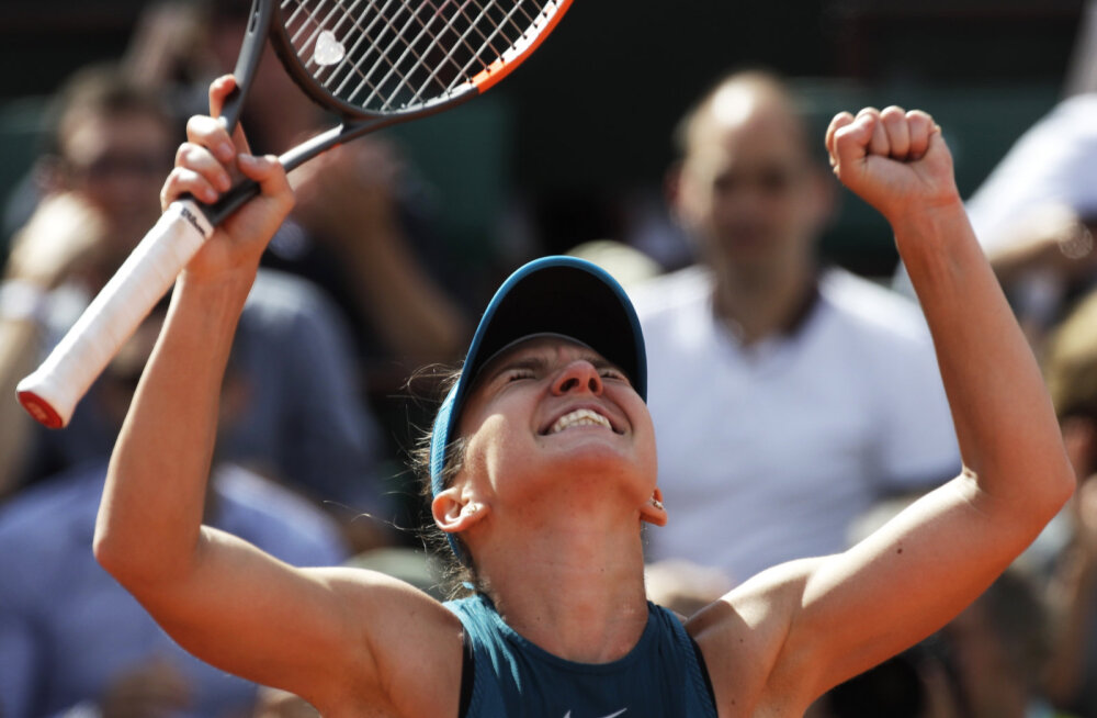 Maailma esireket jõudis French Openil finaali