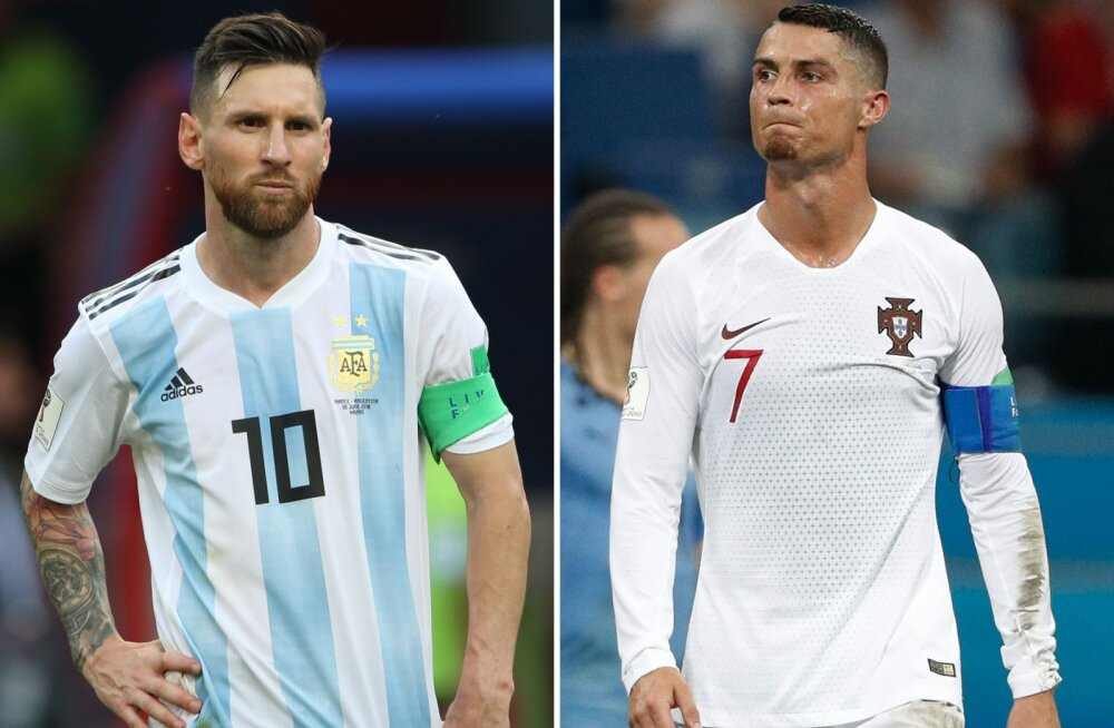 Messi tõmbas enimteenivate kuulsuste edetabelis Ronaldole koti pähe