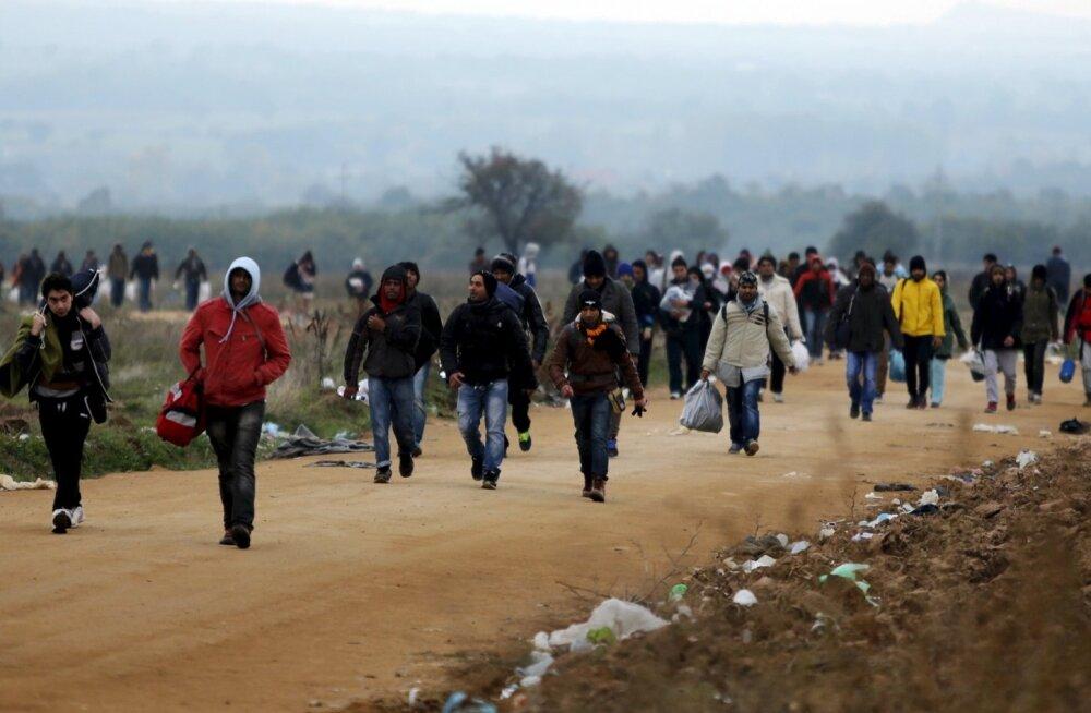 Kreeka kutsus pagulaskriisiga seotud tüli tõttu tagasi saadiku Austrias