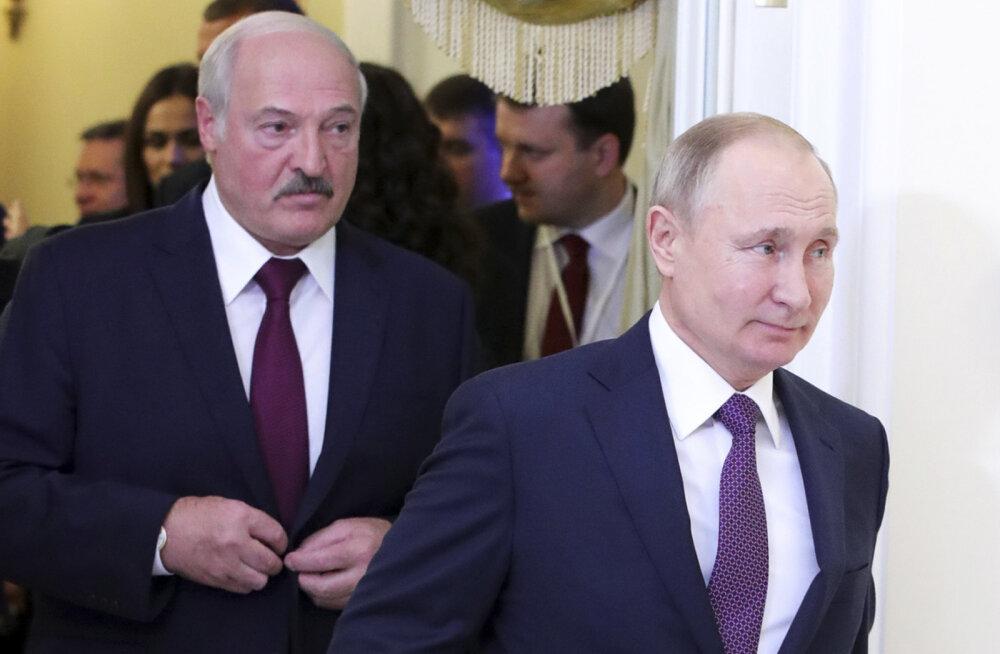 Lukašenka: ma ei taha olla Valgevene viimane president