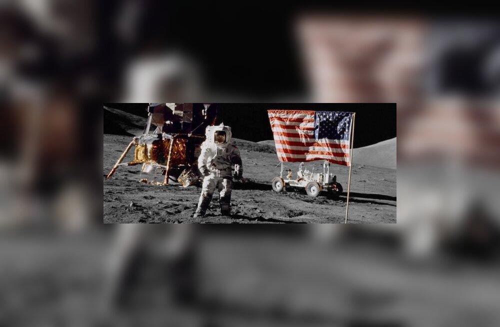 Mida astronaudid Kuul tegid?