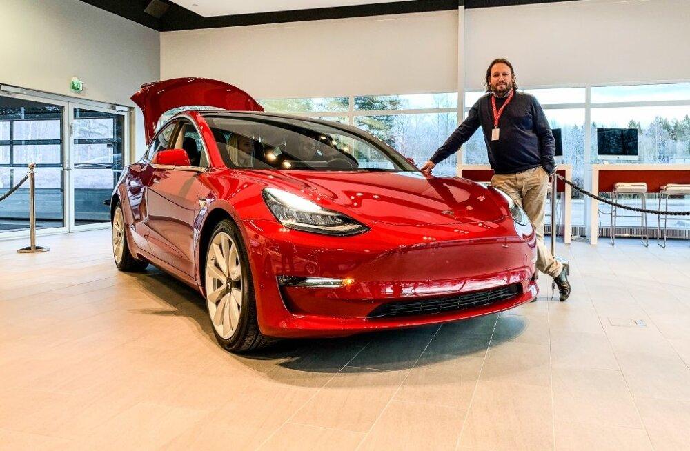 Pilk peale, käsi külge: Tesla Model 3, mitmes mõttes ägedam kui S ja X