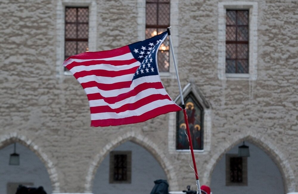 ameerika, lipp, usa