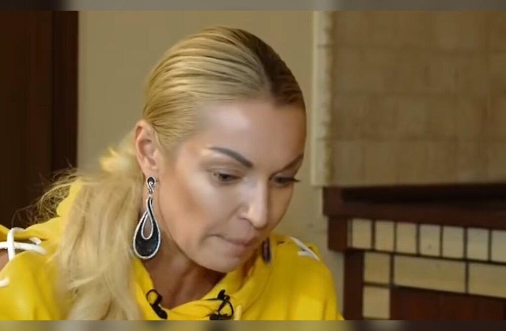 """""""Ни волос ни ногтей"""". Анастасии Волочковой предрекают страшную участь"""