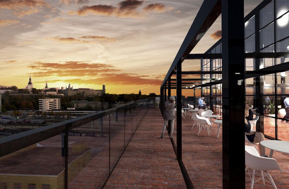 Uus kohtumispaik: Telliskivi Loomelinnaku südames avatakse fotokunstikeskus Fotografiska