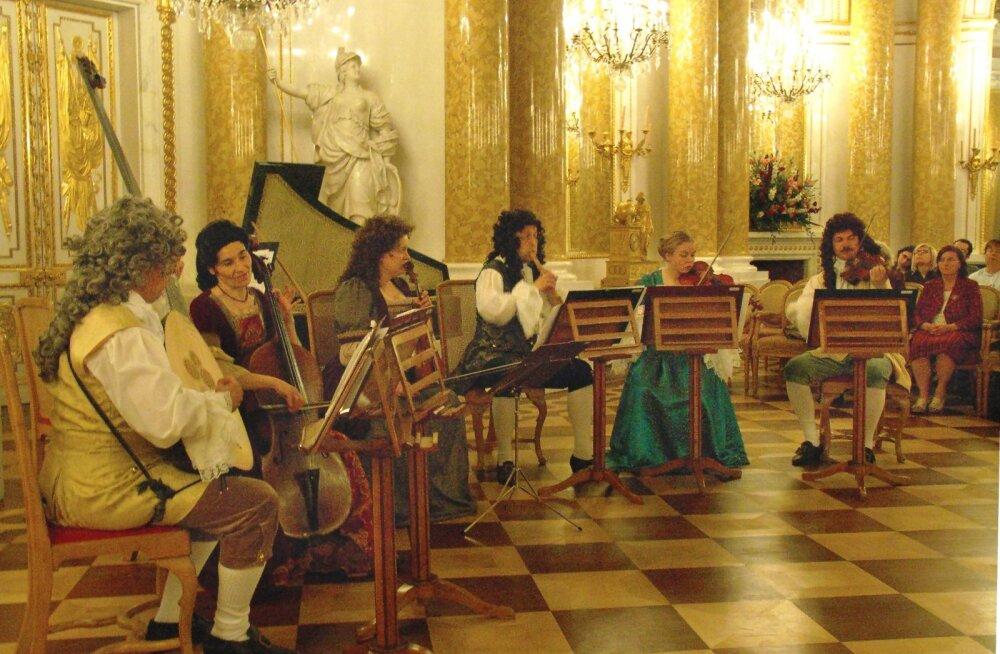 Мировая премьера Вивальди от Григория Малтизова и ансамбля Baltic Baroque