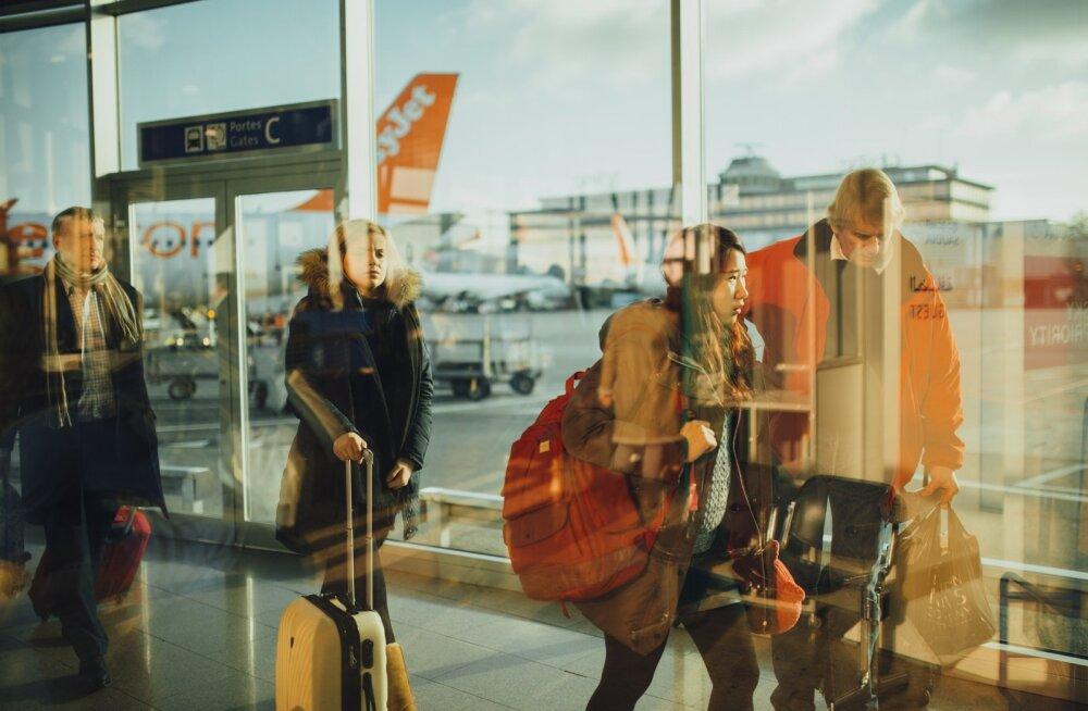 VIDEO | Reisija nõuab lennukis enda kõrval istunud inimesele karmi karistust: väga palju rõvedat on toimumas