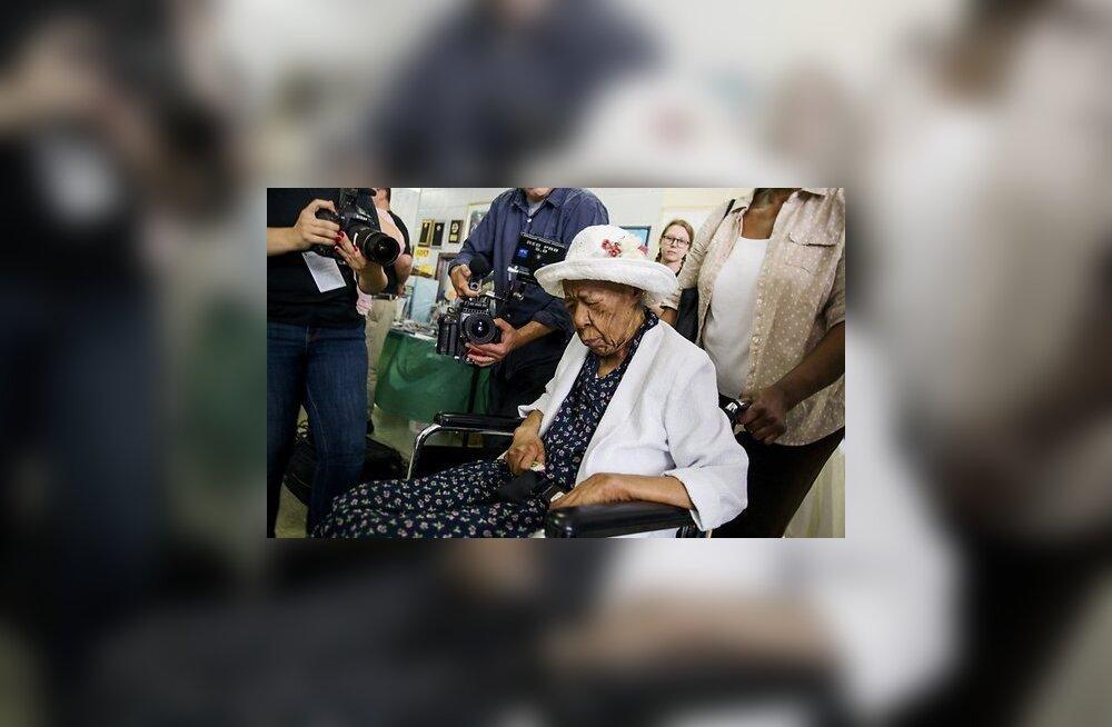 В США скончалась старейшая женщина на планете
