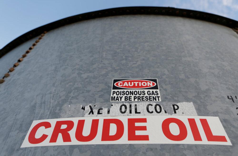 Trump rääkis nafta hinna üles, kuid kahtlused langetasid hinda