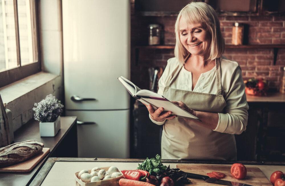 Vanaemade aegumatud kööginipid, mis töötavad tänapäeva köögis kui kuld