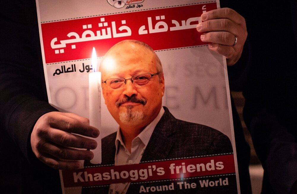 """Türgi ametnik: Saudi Araabia saatis Khashoggi mõrva järel kohale """"puhastusmeeskonna"""""""