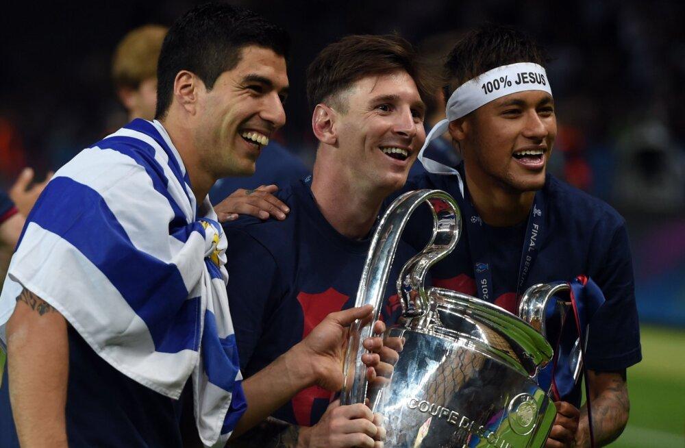 Meistrite liiga aasta sümboolses koosseisus kümme Barcelona mängijat