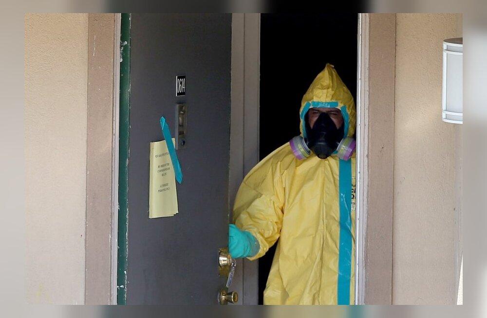 Ebola reisil: kas on põhjust seda haigust karta või mitte?
