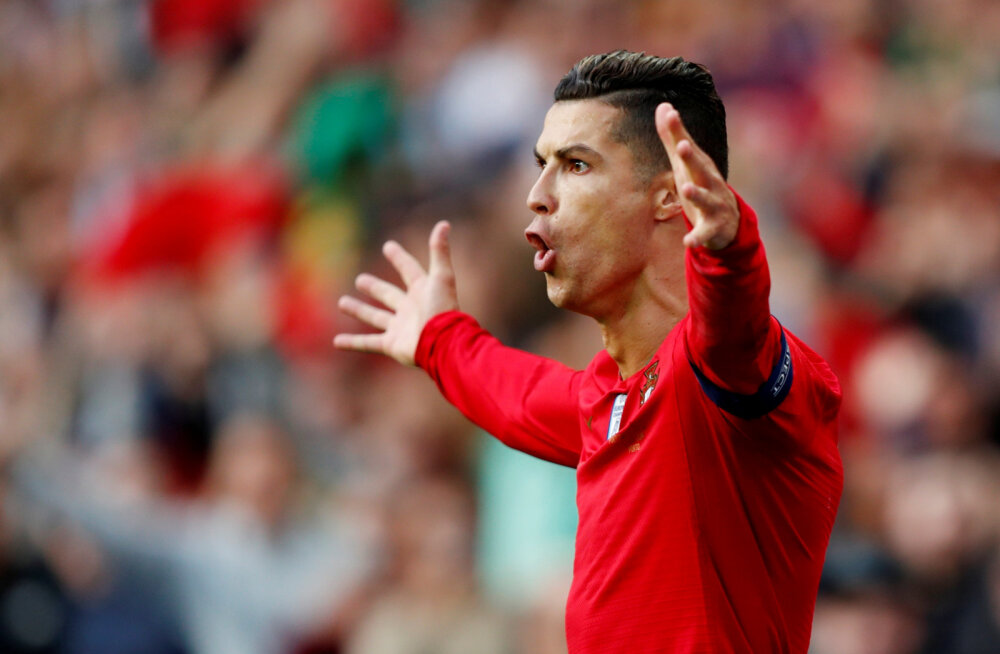 VÕIMSAD NUMBRID | Ronaldo kasvatas Messi ees edumaad, aga kas Peléle on veel lootust järgi jõuda?