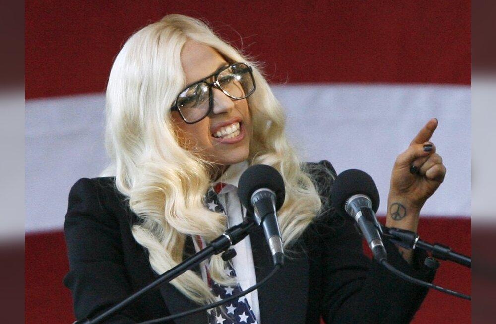 Kokaiin bänditehnika kastides - Lady Gaga plaadifirmat kahtlustatakse narkoäris!