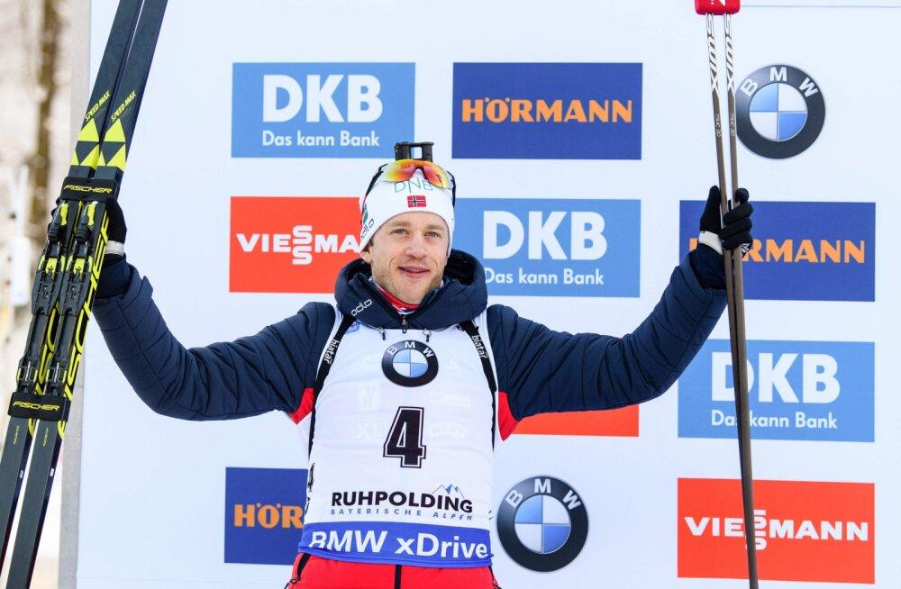 Lessing tegi jälitussõidus 21-kohalise tõusu, EM-tiitli võitis Bö