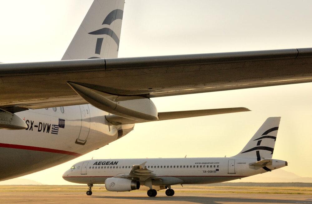 Avasta Kreeka Euroopa parima regionaalse lennufirmaga