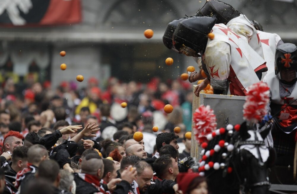 Carnival of Ivrea