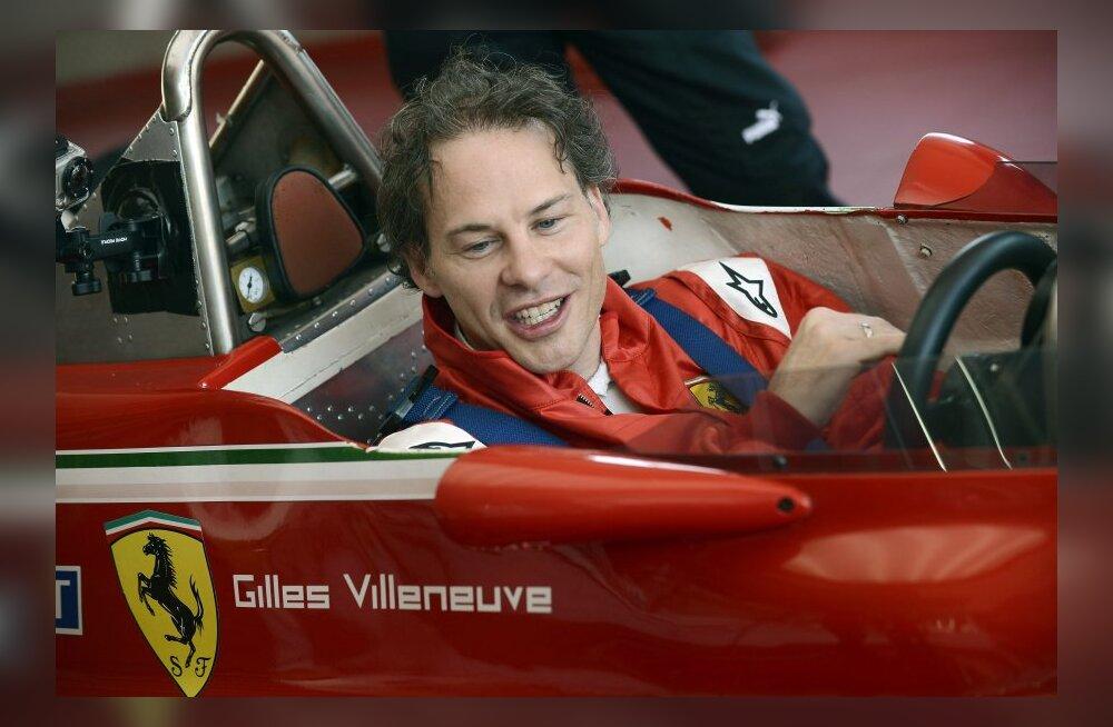 """Villeneuve mõistis noore Verstappeni palkamise hukka: """"See on halvim, mis F1-ga kunagi juhtunud!"""""""