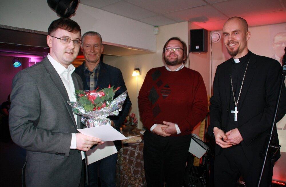 Lasnamäe luteri koguduse pühitsemine