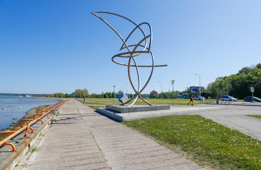 Miks Tallinnas Pirita teel on mälestis 19. sajandil elanud Ameerika langevarjurile?