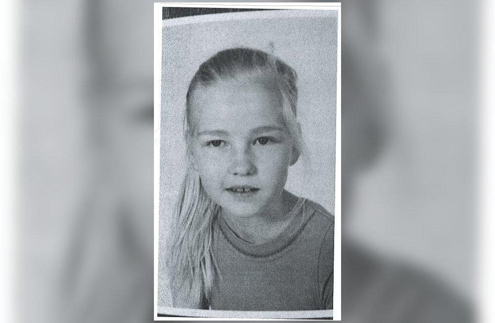 Полиция нашла пропавшую 12-летнюю Керту здоровой и невредимой