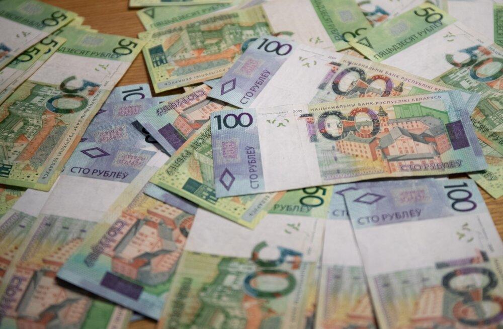 Valgevene Rubla 24.08.2020