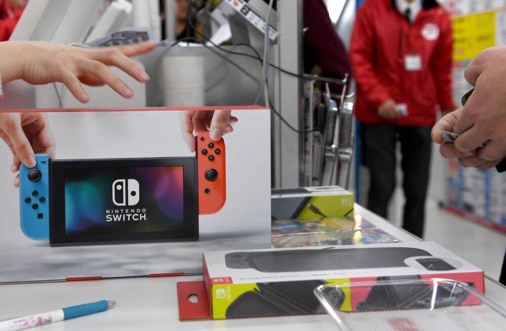 Nintendo valmistas kahel moel pettumust